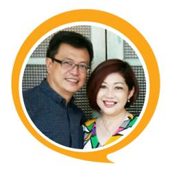 Alice Wong & William Soo