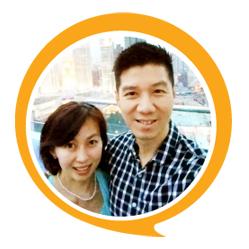 Sherene Tan & Sonny Thoo